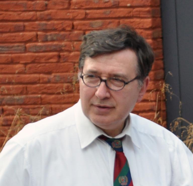 Frans Siliakus docent TMO